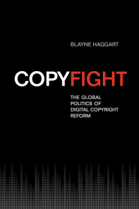 Copyfight - cover copy